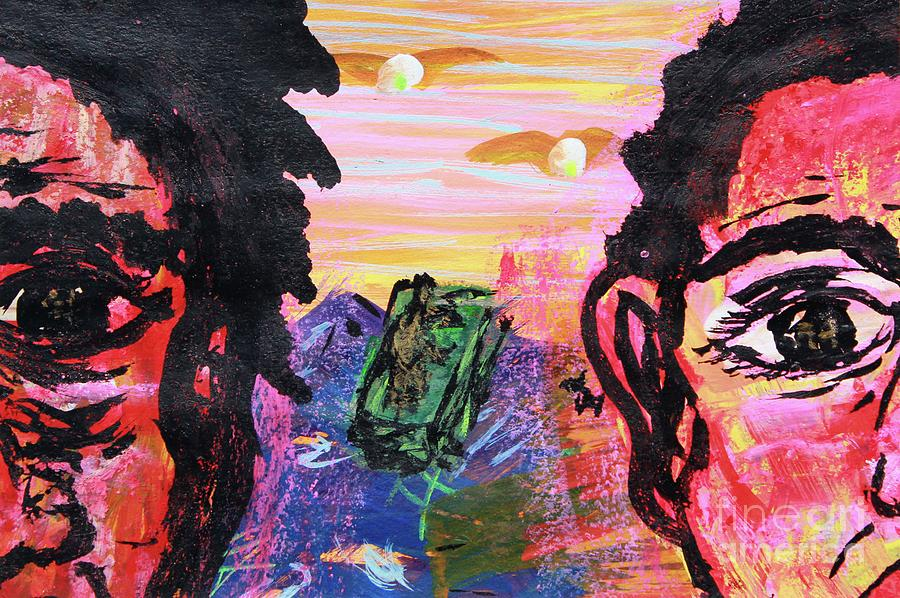 Untitled Dream IV  by Odalo Wasikhongo