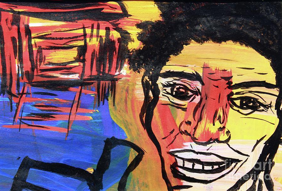 Untitled Dream  by Odalo Wasikhongo