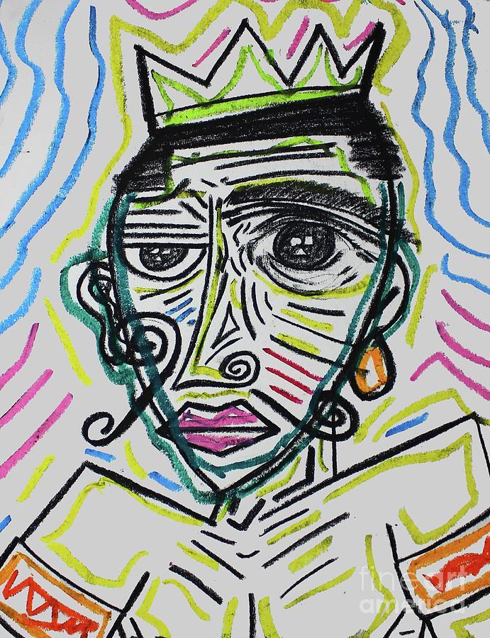 Untitled IX by Odalo Wasikhongo