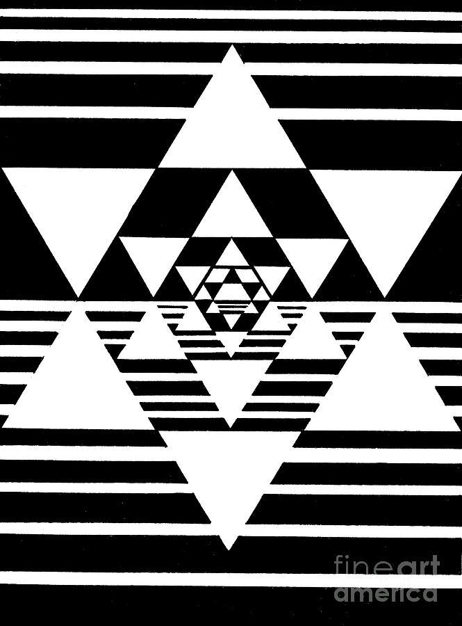Untitled  Star Design by Manuel Bennett