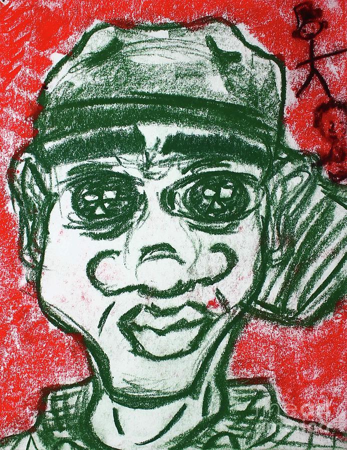 Untitled V by Odalo Wasikhongo