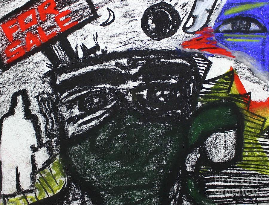 Untitled VI by Odalo Wasikhongo