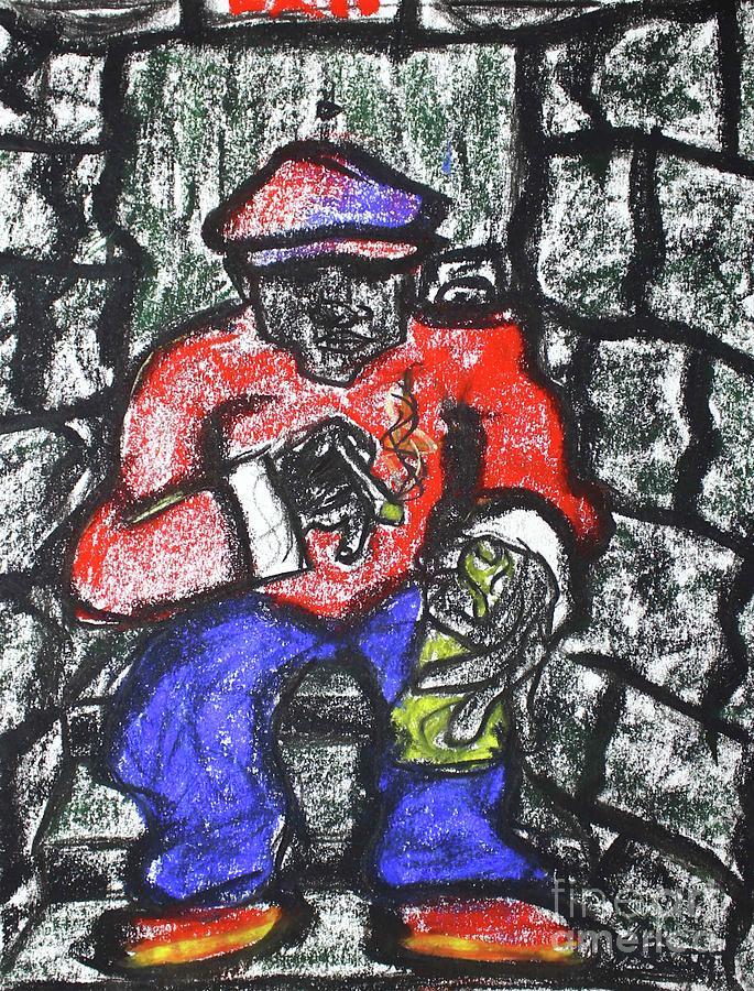 Untitled VIII by Odalo Wasikhongo