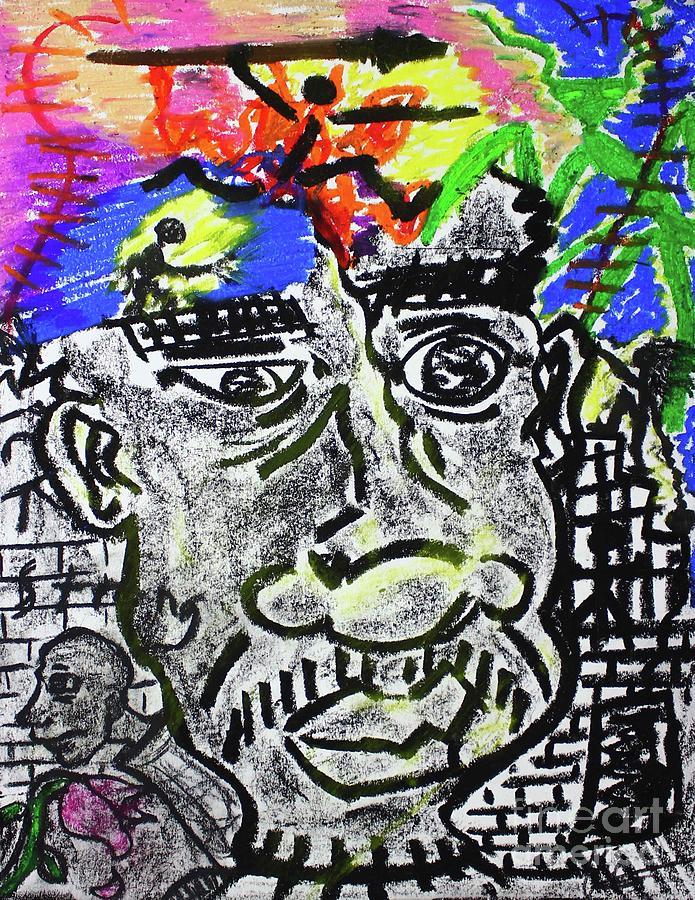 Untitled X by Odalo Wasikhongo