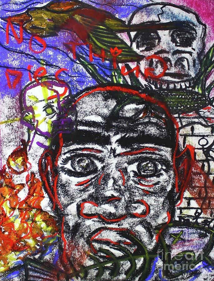 Untitled XI by Odalo Wasikhongo
