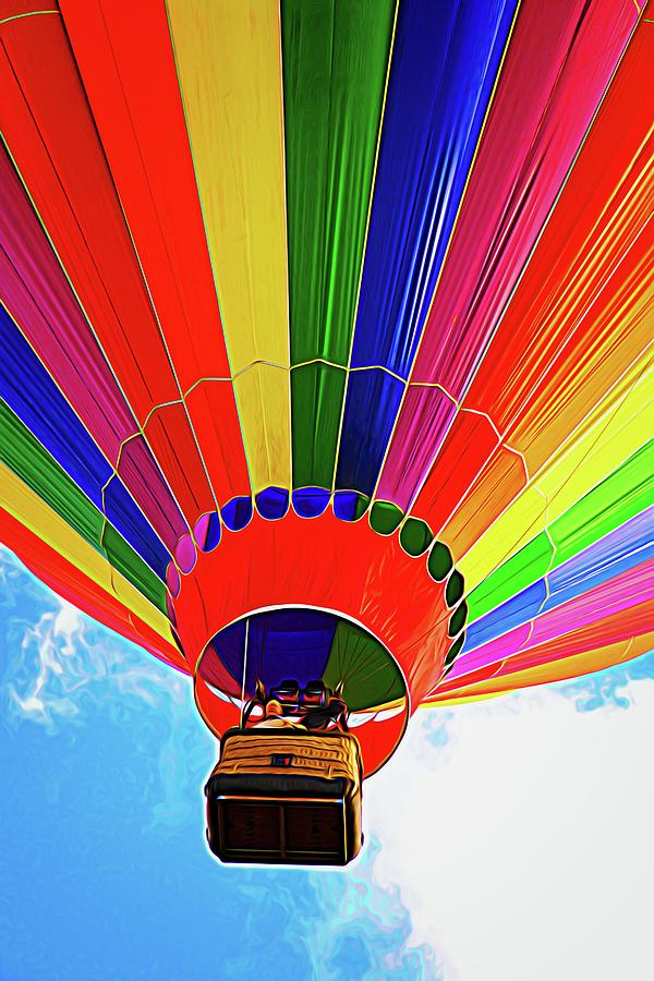 Up And Away Colors by Alice Gipson