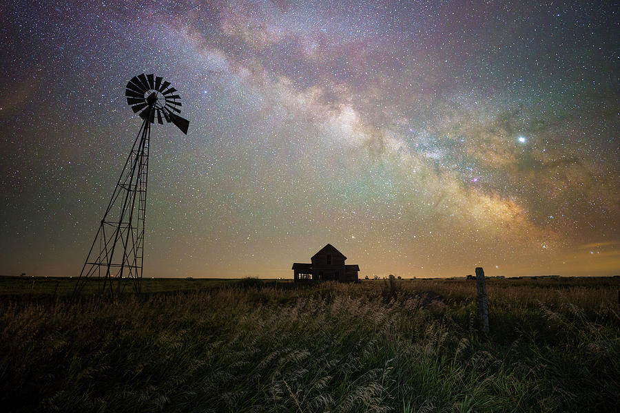 Up in the Country  by Aaron J Groen