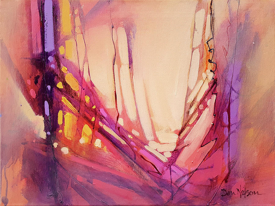 Uplifting Painting