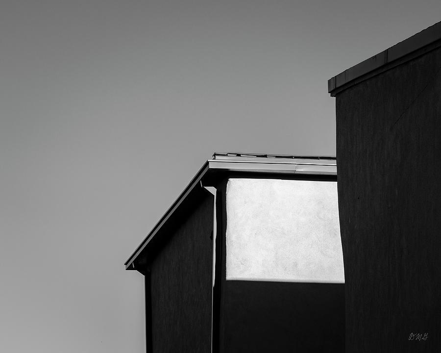 Abstract Photograph - Urban Abstract II Bw by David Gordon