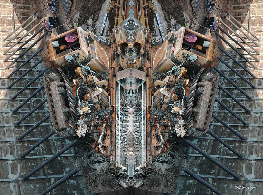 Urban Coyote by Bill Jonas
