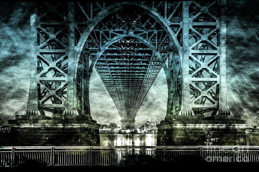 American Digital Art -  Urban Grunge Collection Set - 06 by Az Jackson