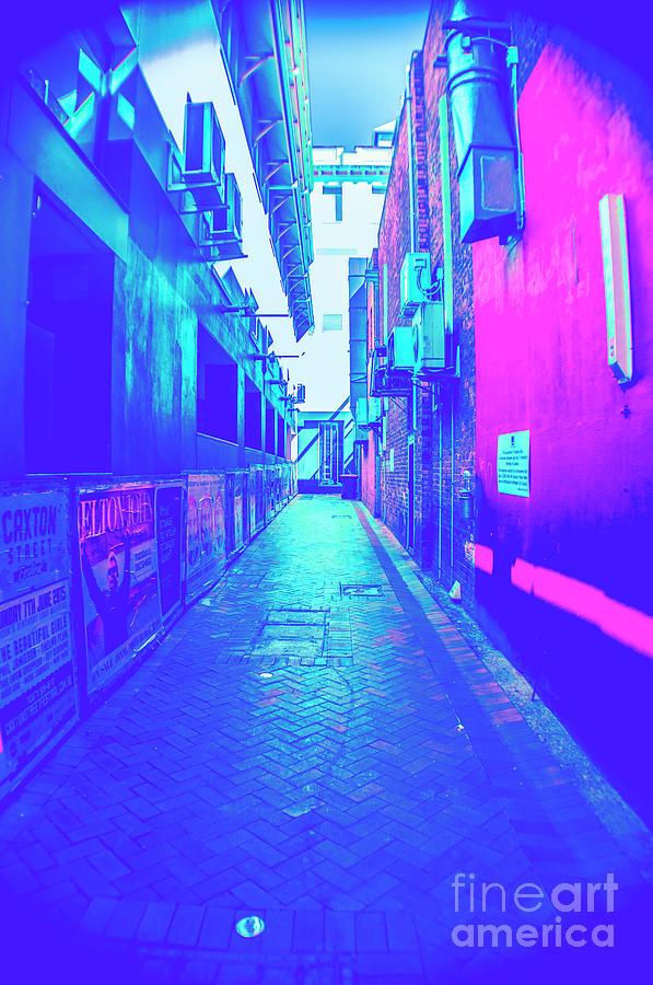 Urban Neon Photograph