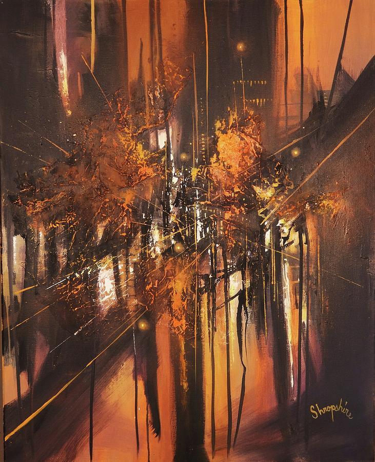 Urban Nocturne by Tom Shropshire
