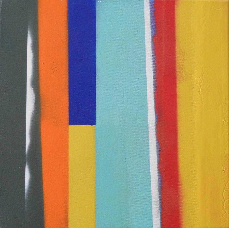 Urban Summer 41 by Gill Miller