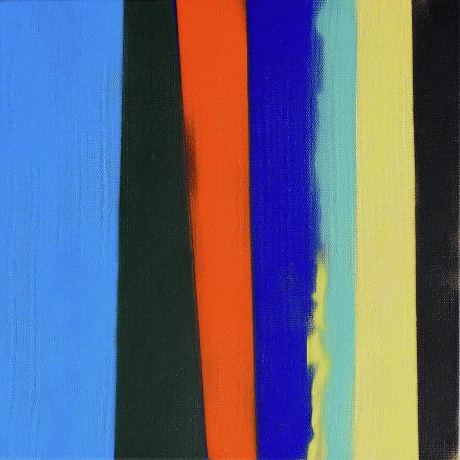 Urban Summer 57 by Gill Miller