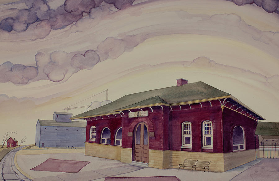 Urbana Depot by Scott Kirby