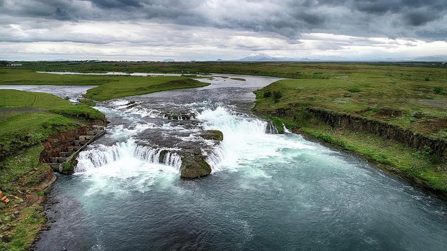 Urridafoss Falls Iceland 6291901 by Rick Veldman