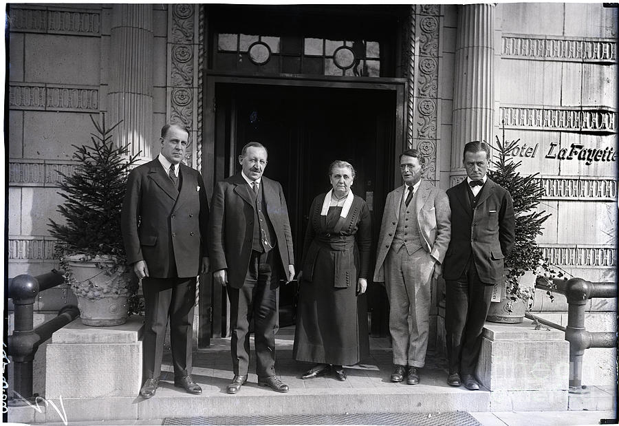 Us Committee On Ireland Hearing Photograph by Bettmann