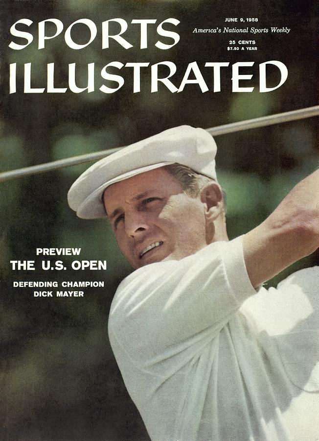 Us Open Golf Preview Sports Illustrated Cover Photograph by Sports Illustrated