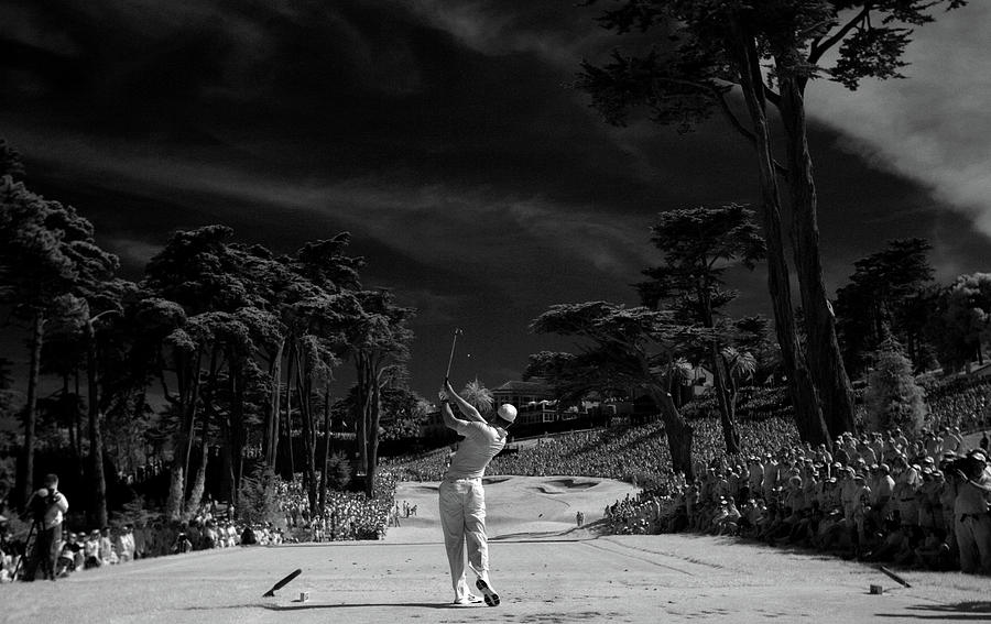 San Francisco Photograph - U.s. Open - Round Three by Jeff Gross
