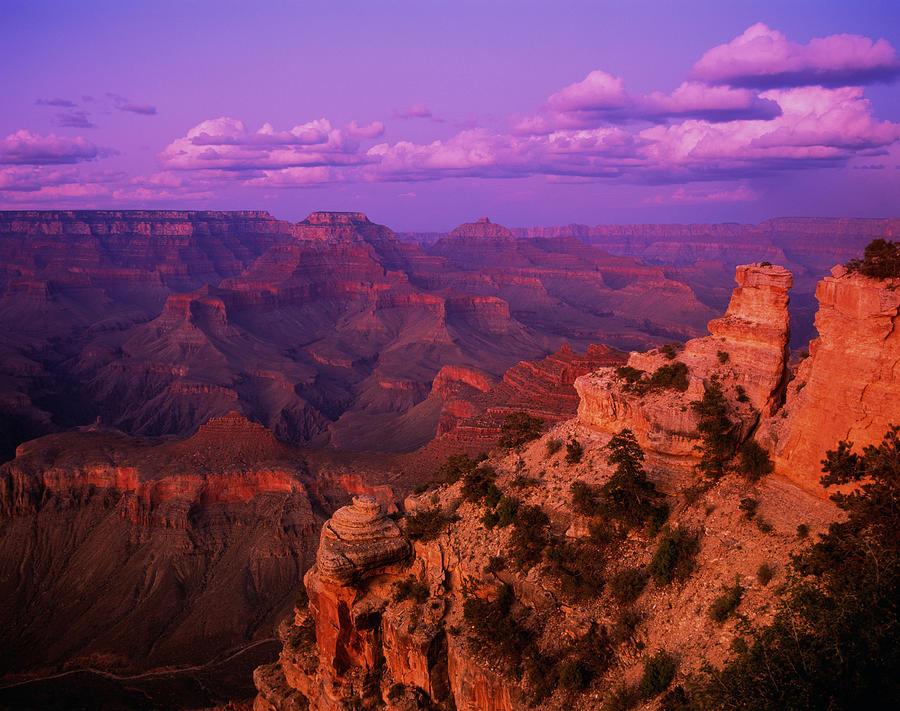 Usa, Arizona, Grand Canyon National Photograph by Richard Price