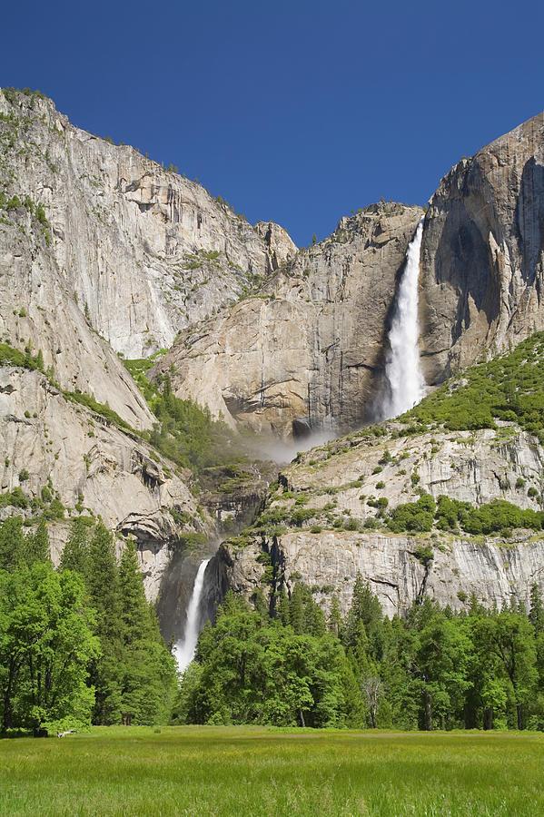 Usa, California, Yosemite National Photograph by Jeff Hunter