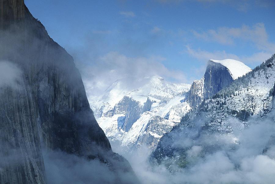 Usa, California, Yosemite National Park Photograph by Jeremy Walker
