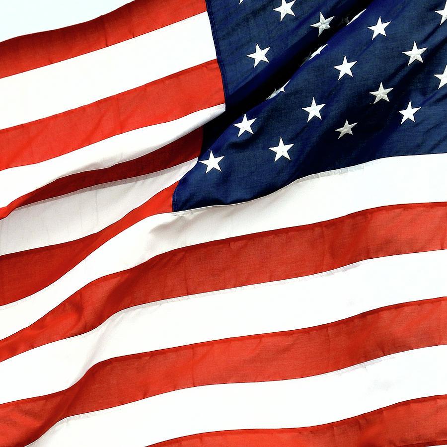 Usa Flag Photograph