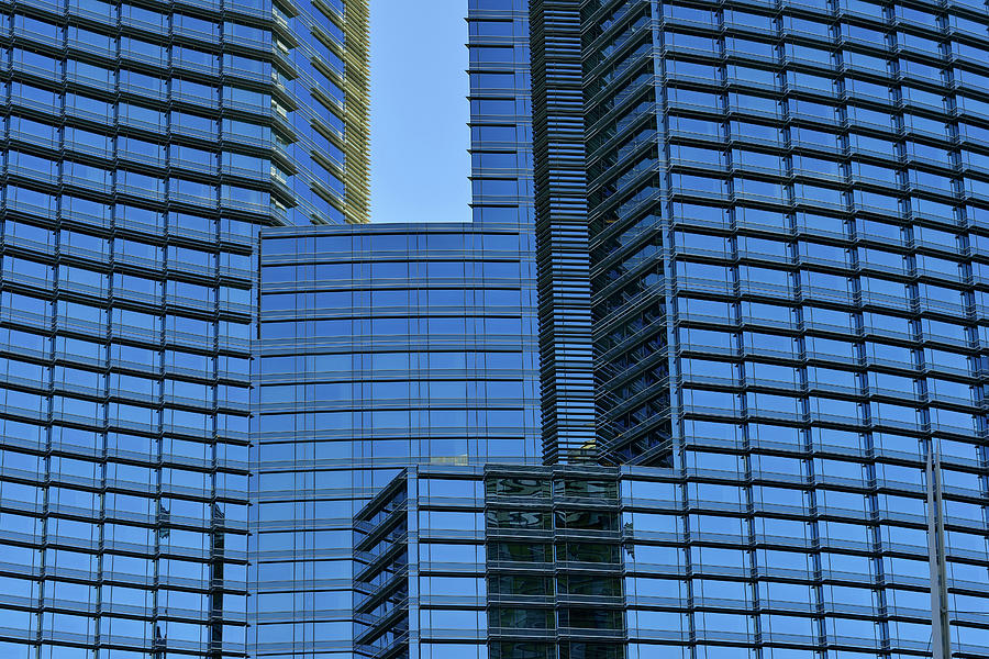 Usa, Nevada, Las Vegas, View Of Aria Photograph by Westend61