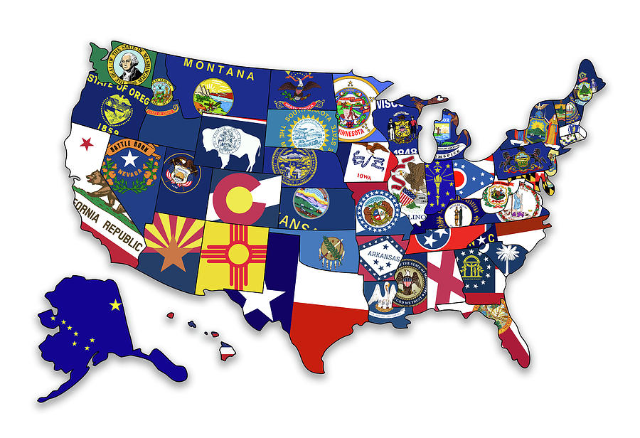 Usa States Flags Map on usa state timeline, usa state mape, states and capitals map, usa states and capitals, usa state letter, usa state game, usa maps with cities only, united states map, usa 50 states, usa globe, world map, usa state abbreviation, usa state people, usa state list, usa flag, destin florida map, usa state parks, usa state names, usa northeast, usa state statistics,