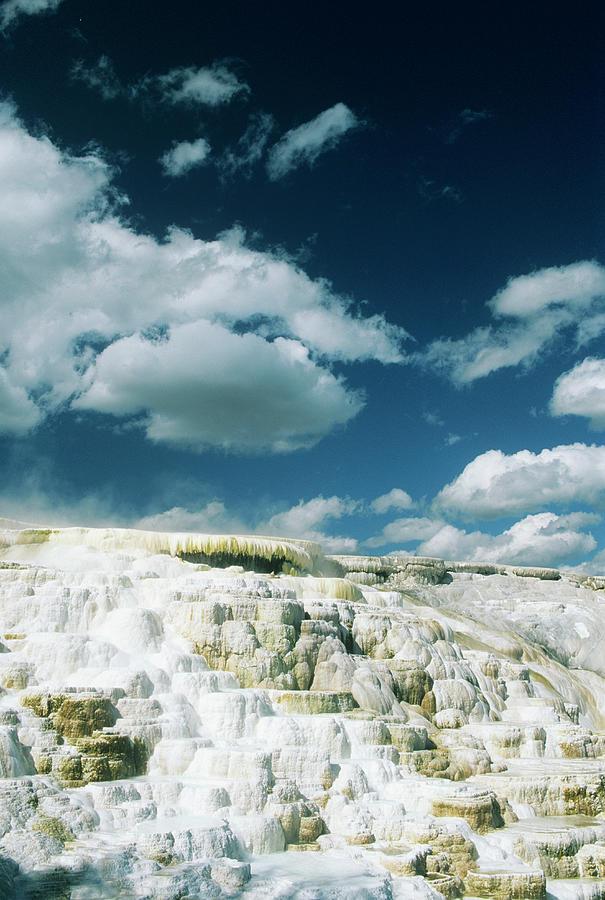 Usa, Wyoming, Yellowstone National Photograph by Stefano Salvetti