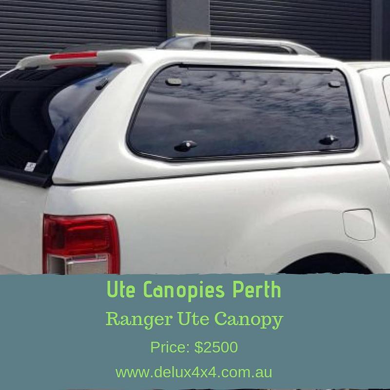 Ute Canopies Perth