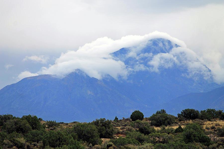Ute Mountain Veiled by Jonathan Thompson