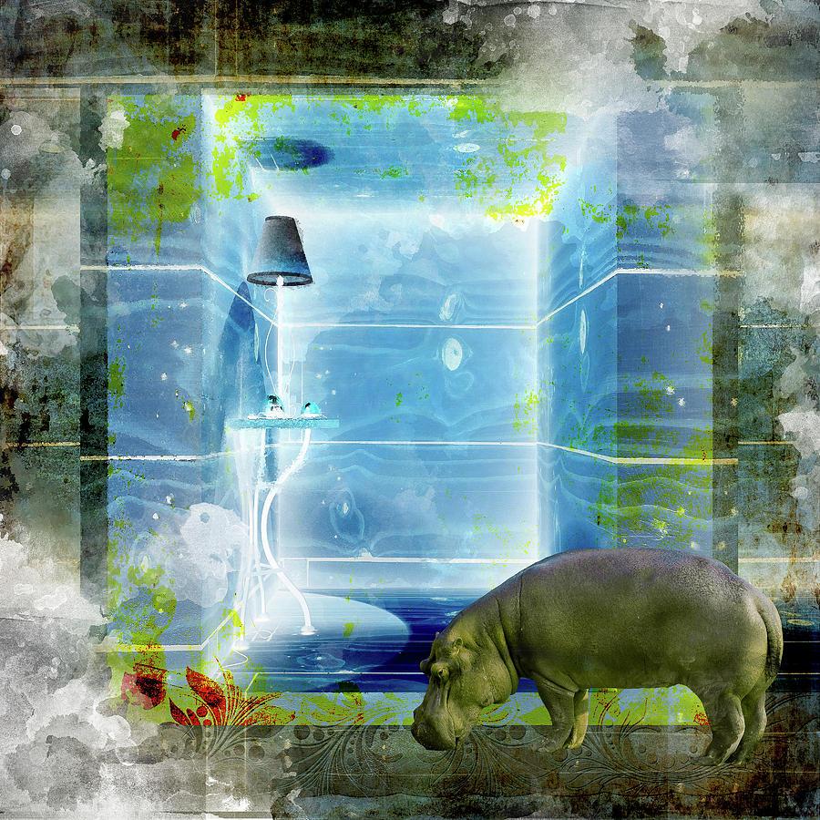 Utopi-aquarium Two by Paula Ayers