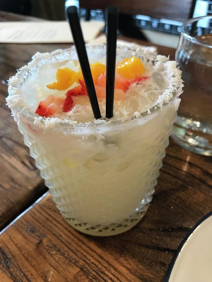 Vacation Drink by Liza Beckerman