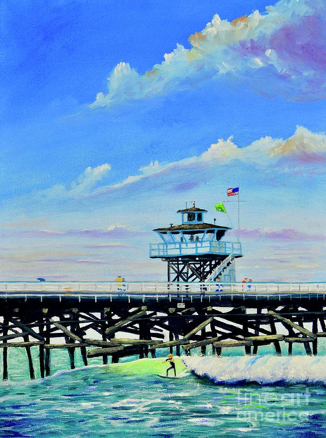 Vacation San Clemente by Mary Scott