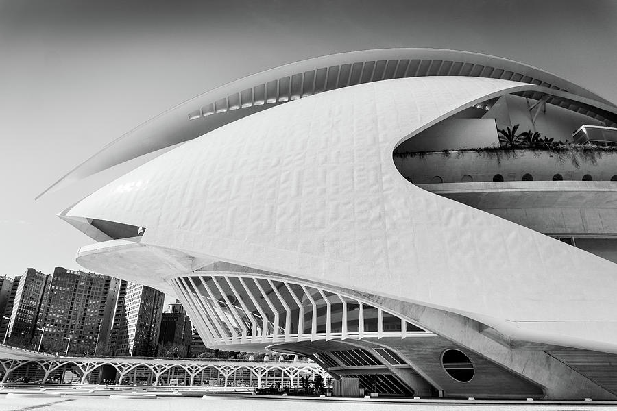 Valencia Cultural Centre by Gary Gillette