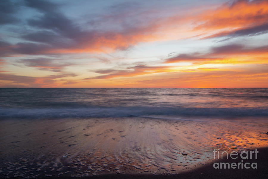 Valentine's Sunset by Jane Axman