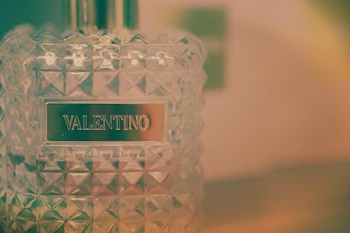 Valentino Eau De Parfum by The Art Of Marilyn Ridoutt-Greene