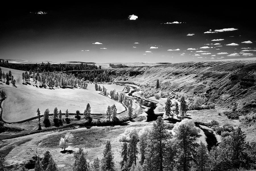 Valley in Hidden Palouse II by Jon Glaser