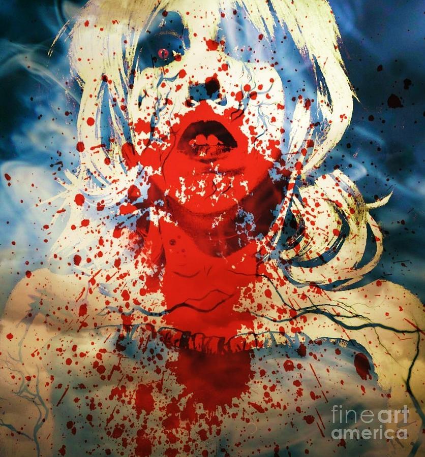 Vampyr by Amanda Kessel
