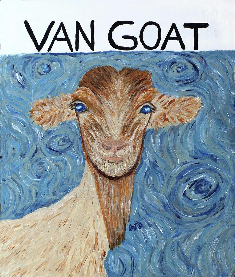Van Goat by Stephanie Agliano