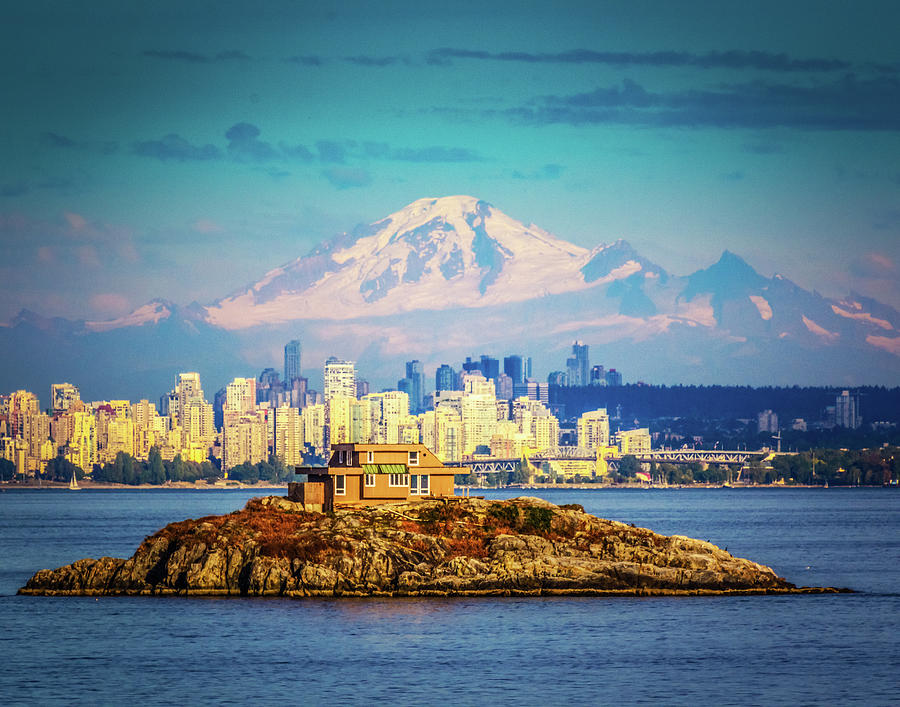 Vancouver by Ken Foster
