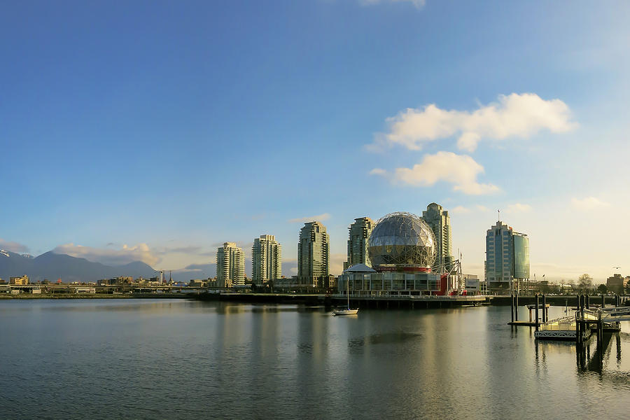 Vancouver Science World by Dave Matchett