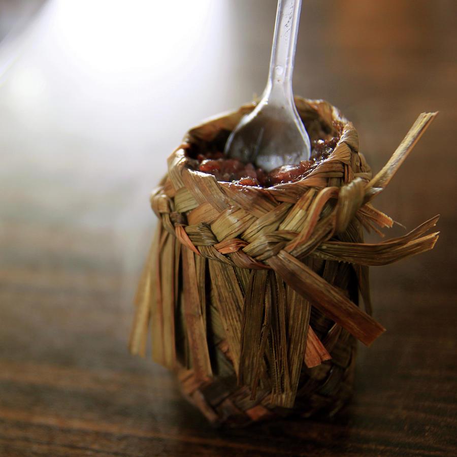 Vanilla Rice Photograph by 100
