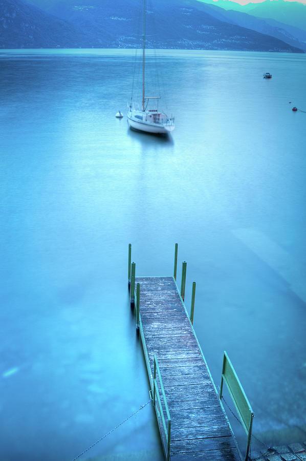 Varenna, Lago Di Como Photograph by Mmac72