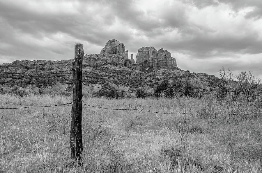 Variations on Cathedral Rock by Douglas Wielfaert