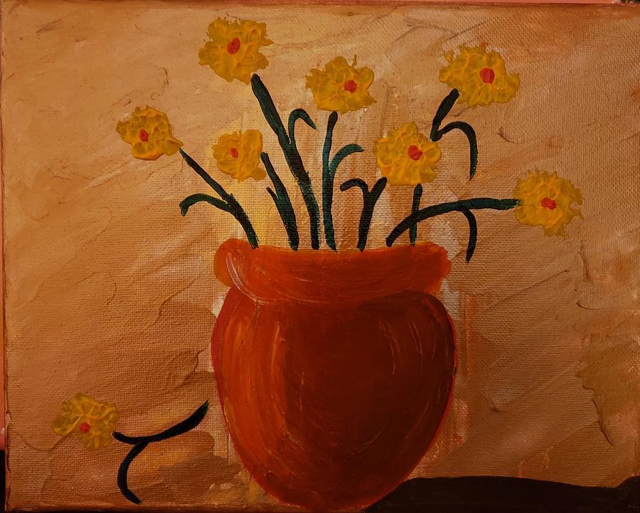 Vase by Magda Levin-Gutierrez