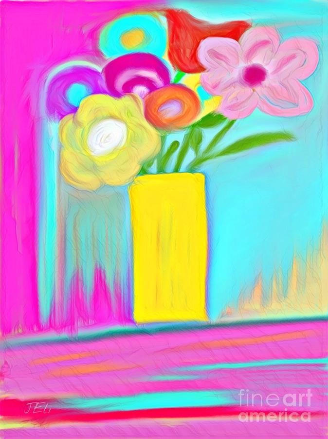Vase of Life by Jessica Eli