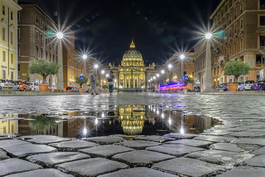 Vatican City by Samantha Kennedy